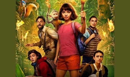 Drive-In Film: Dora and the Lost City of Gold