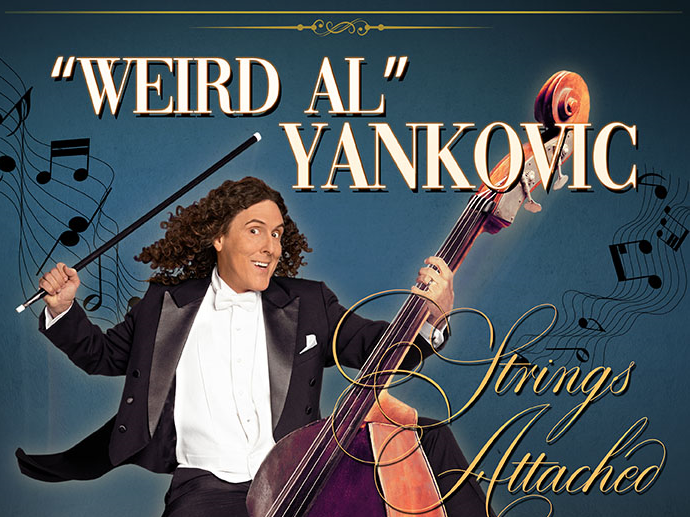 """Weird Al"" Yankovic: The Strings Attached Tour"