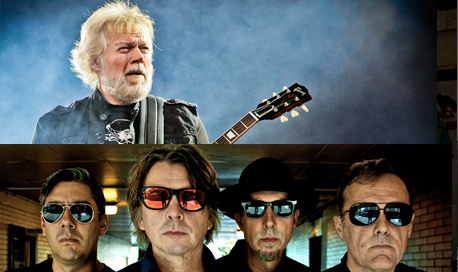 Canadian Hall of Fame: Randy Bachman and 54•40