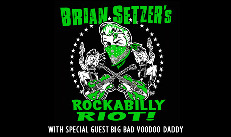 Brian Setzer w/ Big Bad Voodoo Daddy