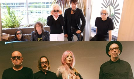 Blondie & Garbage: Rage and Rapture Tour