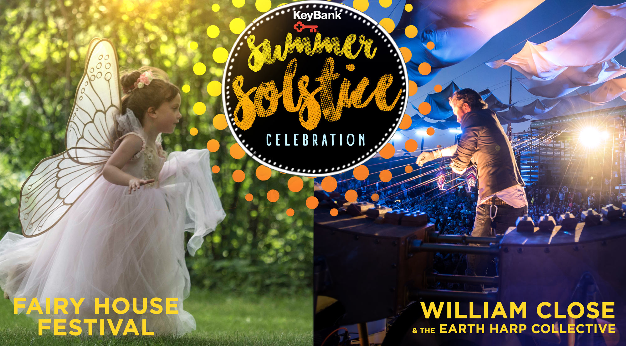 KeyBank Summer Solstice Celebration