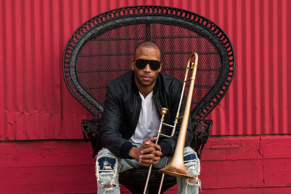Voodoo Threauxdown feat. Trombone Shorty & Orleans Ave