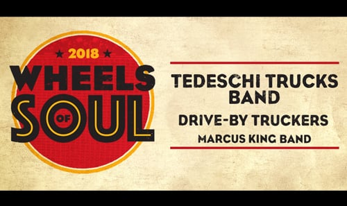 Tedeschi Trucks Band Wheels of Soul 2018