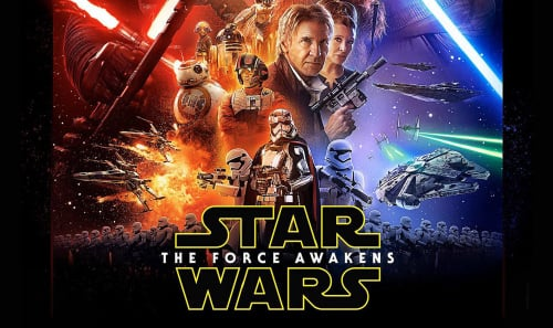 Free Family Movie Night: Star Wars The Force Awakens