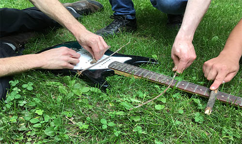 Reimagining the Electric Guitar