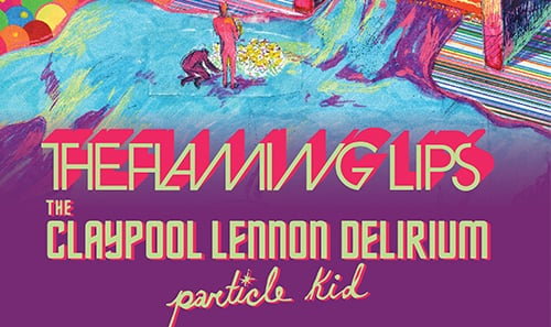 The Flaming Lips with The Claypool Lennon Delirium