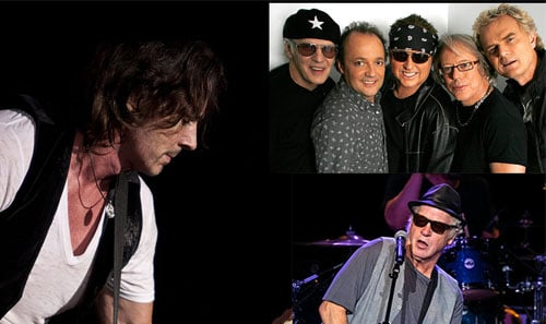 Rick Springfield with Loverboy, Tommy Tutone