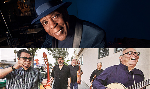 Buddy Guy & Los Lobos