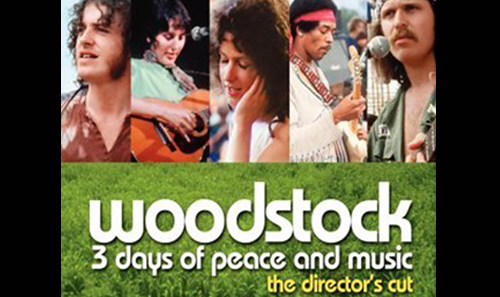 Drive-In Film: Woodstock - 3 Days of Peace & Music