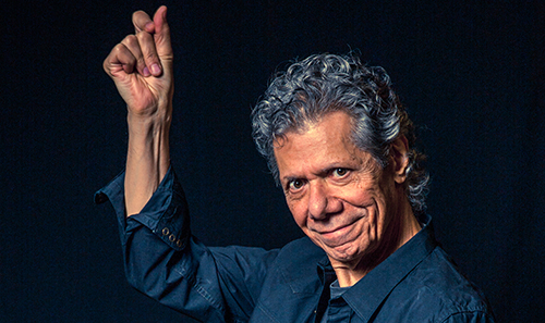 Chick Corea & The Spanish Heart Quartet with Rubén Blades