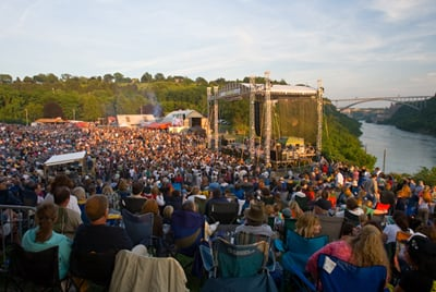 Artpark Outdoor Amphitheater