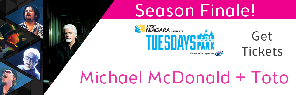 Michael McDonald & Toto Tuesday Season Finale