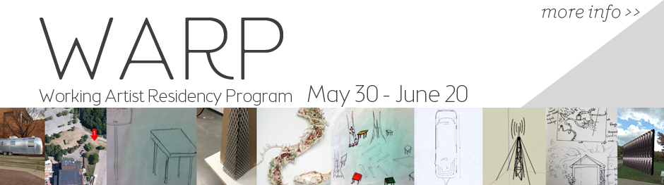 WARP May 30-June20