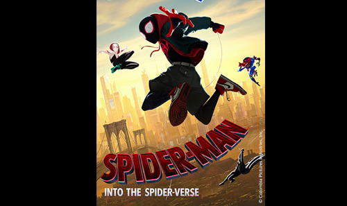 Free Family Movie Night: Spider-Man: Into The Spider-Verse